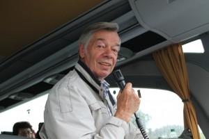 Alfred Eiber, ehemaliger bayerischer Grenzpolizist