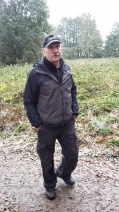 Jochen Vollert, ehemaliger bayerischer Grenzpolizist